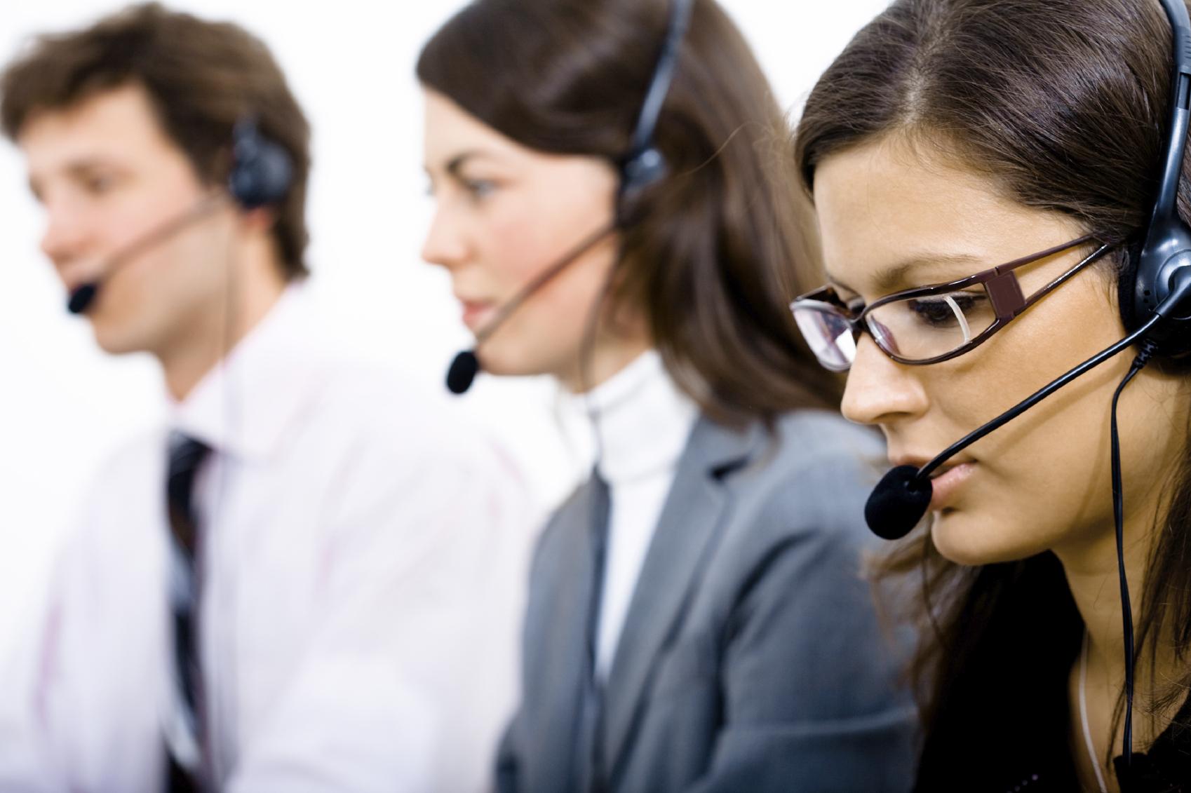 Услуги: консалтинг в области КЦ (Контактных Центров/Call-Centers)